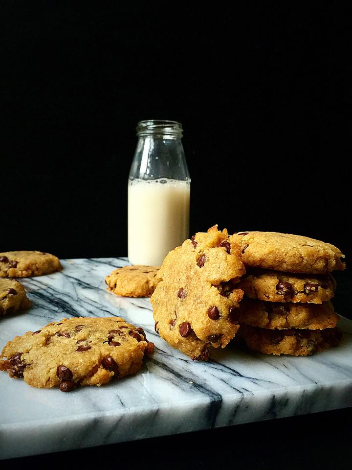In fact, vegan chocolate chip walnut oatmeal cookies were the second ...